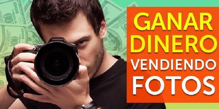 ¿Vender fotos y ganar dinero en internet?