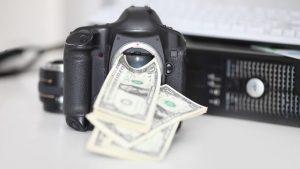 Vender fotos y ganar dinero en internet