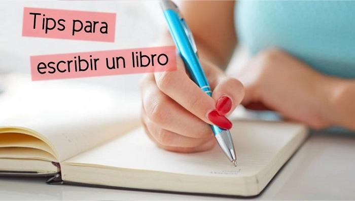 10 consejos de cómo escribir un libro