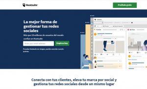 Hootsuite es una de las plataformas para automatizar redes sociales mas usadas en el mundo.